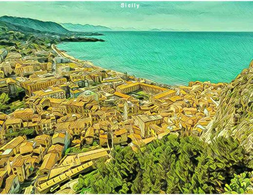 Vilnius Sicily flight tickets